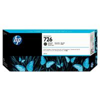 Cartridge HP 726 емкостью 300 мл для для Designjet  T1200, матовый черный