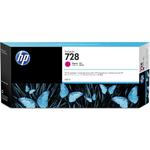 Cartridge HP 728 Пурпурный для DesignJet T730, 300ml