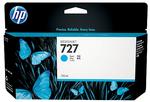 Cartridge HP 727 голубой для HP DJ T920/T1500  130 мл