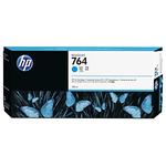 Cartridge HP 764 голубой для HP DJ T3500 300-ml