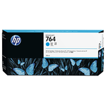 Cartridge HP 764 голубой для HP DJ T3500 300-ml