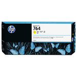 Cartridge HP 764 желтый для HP DJ T3500 300-ml