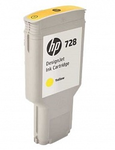 Cartridge HP 728 Желтый для DesignJet T730, 300ml