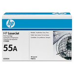 Cartridge HP 55A для LJ P3015, MFP M525dn  черный (6 000 стр.)
