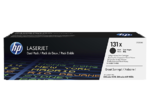 Kартридж Hewlett-Packard HP 131X Black LaserJet (CF210XD) двойная упаковка