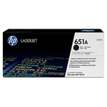 Cartridge HP 651A для LJ 700 Color MFP 775, черный (13 500 стр.)