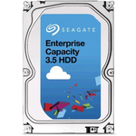 HDD SAS Seagate 4000Gb (4Tb), ST4000NM0025, Enterprise Capacity, SAS 12 Гбит/с, 7200 rpm, 128Mb buffer (аналог ST4000NM0023)