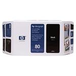 Cartridge HP для DJ 1050C/1050CM 350ml  , черный