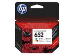 Cartridge HP 652 Ink Advantage, для HP DeskJet 2135/3635/3775/3785/3835/4535/4675/1115, Трехцветный