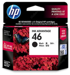 Cartridge HP №46 для Deskjet Ink Advantage 2020hc Printer / 2520hc AiO, черный