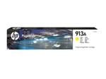 Cartridge HP 913A   PageWide для PW Pro 352/377/477/452/577/552, желтый (3000 стр.)