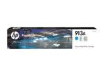 Cartridge HP 913A  PageWide для PW Pro 352/377/477/452/577/5522, синий (3000 стр.)