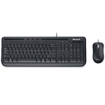 Microsoft Wired Desktop 600, USB, Black