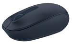 Microsoft Wireless Mobile Mouse 1850, USB, Cyan Blue