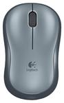Logitech Wireless Mouse M185, Swift Grey, [910-002238]