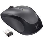 Logitech Wireless Mouse M235, Grey, Rtl, [910-002203/910-002201]