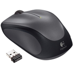Logitech Wireless Mouse M235, Grey, Rtl, [910-002203/910-002201]