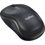 Logitech Wireless Mouse M220 SILENT Charcoal [910-004878]