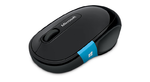 Microsoft Wireless Sculpt Comfort Mouse, Bluetooth, Black