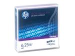 HPE Ultrium LTO6 Data cartridge, 6.25TB RW