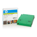 HPE Ultrium LTO4 1.6TB bar code non custom labeled cartridge 20 pack (for libraries & autoloaders; incl. 20 x C7974L) analog of C7974AL