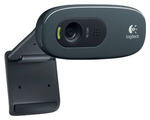 Logitech Webcam HD Pro C270, 3MP, 1280x720, Rtl, [960-000636/960-001063]