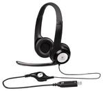 Logitech Headset H390, Stereo, USB, [981-000406]