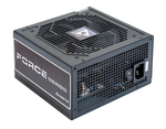 Chieftec PSU CPS-650S 650W FORCE ATX2.3 APFC 85+ 240V RTL 12cm Fan Active PFC 20+8+4p; 24+8p; 24+8p; 6xSATA; 3xMolex+FDD Efficiency >80%