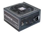Chieftec PSU CPS-650S 650W FORCE ATX2.3 APFC 85+ 240V RTL 12cm Fan Active PFC 20+8+4p; 24+8p; 24+8p; 6xSATA; 3xMolex+FDD Efficiency >80%