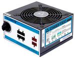 Chieftec PSU CTG-550C 650W EPS12 Cab Manag 85+ 230V Retail 12cm Fan APFC (20+4),4+8p, Mod 2(3xSATA), 2(2xMolex+Floppy),2(6+2), 230V Only