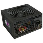 Блок питания 700W ATX ZALMAN, ZM700-LEII, ATX 12V V2.3, 120mm fan, active PFC, Cord 220V EU, Ret