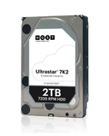 "HGST Enterprise HDD 3.5"" SATA  2000Gb, 7200rpm, 128MB buffer (HUS722T2TALA604 Hitachi Ultrastar 7K2)"