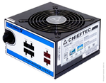 Chieftec PSU CTG-750C 750W EPS12 Cab Manag 85+ 230V Retail 12cm Fan APFC (20+4),4+8p, Mod 2(3xSATA), 2(2xMolex+Floppy),2(6+2), 230V Only