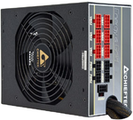 Chieftec PSU GPM-1250C 1250W Navitas CabMan ATX2.3 EPS12 RTL 14cm 80+Gold Fan Active PFC 20+4, 2x8p, Man 4x(3xSATA), 3xMolex+Floppy, 6x8(6+2)