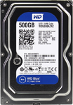 Western Digital HDD SATA-III    500Gb Blue WD5000AZRZ, 5400rpm, 64MB  buffer