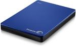 """HDD External Backup Plus 2000GB, STDR2000202, 2,5"""", 5400rpm, USB3.0, Blue, RTL"""