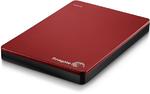 """HDD External Backup Plus 2000GB, STDR2000203, 2,5"""", 5400rpm, USB3.0, Red, RTL"""