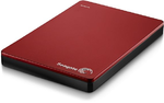 "HDD External Backup Plus 2000GB, STDR2000203, 2,5"", 5400rpm, USB3.0, Red, RTL"