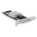 Microsemi Adaptec ASR-8805E (PCI-E v3, MD2, LP) SGL SAS 12G, RAID 0,1,10, 8port(intSFF8643), 512Mb cache, каб. 2*2279800-R не вкл.