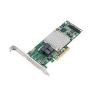 Microsemi Adaptec ASR-8805 (PCI-E v3 x8, LP) SGL SAS 12G,RAID 0,1,10,5,6,50, 8port(int2*SFF8643),1Gb cache, каб. 2*2279800-R не вкл.