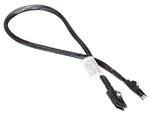 LSI Cable CBL-SFF8087SB-06M (L5-00191-00) (SFF8087-SFF8087), 60cm Кабель данных SAS, длина 60см,наконечники: SFF8087(контроллер)-SFF8087(бекплейн)