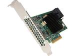 LSI MegaRAID SAS9341-8I (05-26106-00)  (PCI-E 3.0 x8, LP) SGL SAS 12G, RAID 0,1,10,5, 8port (2*intSFF8643), Каб.отдельно (аналог LSI00200/L5-25083-05)