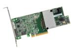 LSI MegaRAID SAS9361-8I (05-25420-08) (PCI-E 3.0 x8, LP) SGL SAS 12G, RAID 0,1,10,5,6, 8port (2*intSFF8643),1GB onboard, Каб.отдельно (аналог LSI00198/L5-25121-28)
