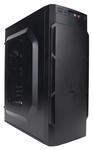"""Корпус Zalman T1 Plus <MiniTower, micro-ATX/mini ITX, без БП, размеры 189(Ш)х428(В)х364(Г)мм, внутр. 3.5""""х2, 2.5""""х3, 5,25""""х1, 92мм вентилятор сзади, USB 3.0 и 2.0, вентиляторы 120ммх2 сбоку (опция)>"""