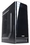 """Корпус Zalman T2 Plus <MiniTower, micro-ATX/mini ITX, без БП, размеры 189(Ш)х427.5(В)х348(Г)мм, 3.5""""х2, 2.5""""х3, 5,25""""х1, 120мм вентилятор спереди, USB 3.0 и 2.0, вентиляторы 120ммх2 сбоку (опция)>"""
