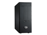 "Корпус Elite 361 (RC-361-KKN1) <чёрный, без БП, ATX/mATX, desktop/tower, до 5 HDD, 1 внешн. отсек 5.25"", 1 внешн. х 3.5"" и 4 внутр. х 3.5"" ; 7 слотов расширения, VGA до 312 мм, USB 2.0 x 2, HD Audio>"