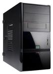 Mini Tower InWin ENR022 Black 400W RB-S400T70  2*USB+AirDuct+Audio mATX(6100468)