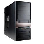 Midi Tower InWin EC025Black 450W USB+Audio  ATX