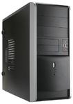 Midi Tower InWin EAR007 Black/Silver 500W 2*USB 3.0+Audio ATX*6101398