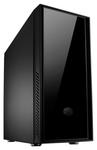 Корпус Silencio 550 (RC-550-KKN1) <полностью чёрный, без БП, с шумозащитой>